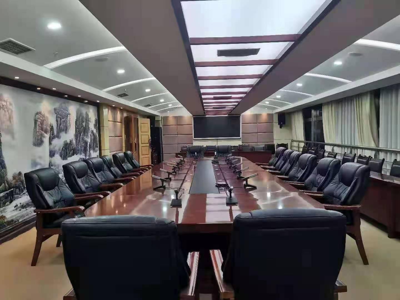 <span>遂宁市安居区政府综合会议室</span>